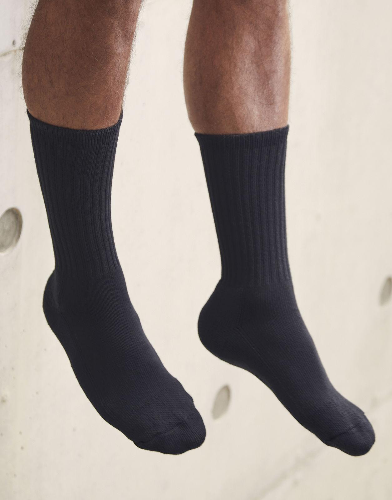 grande vente 1b9bc 7f304 Chaussettes Publicitaires | Work Gear Socks 3 Pack | Sous ...