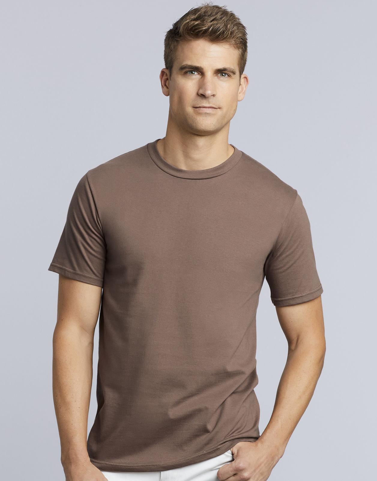 3c70f9b5322c T-shirt Homme Col Rond Premium Personnalisé