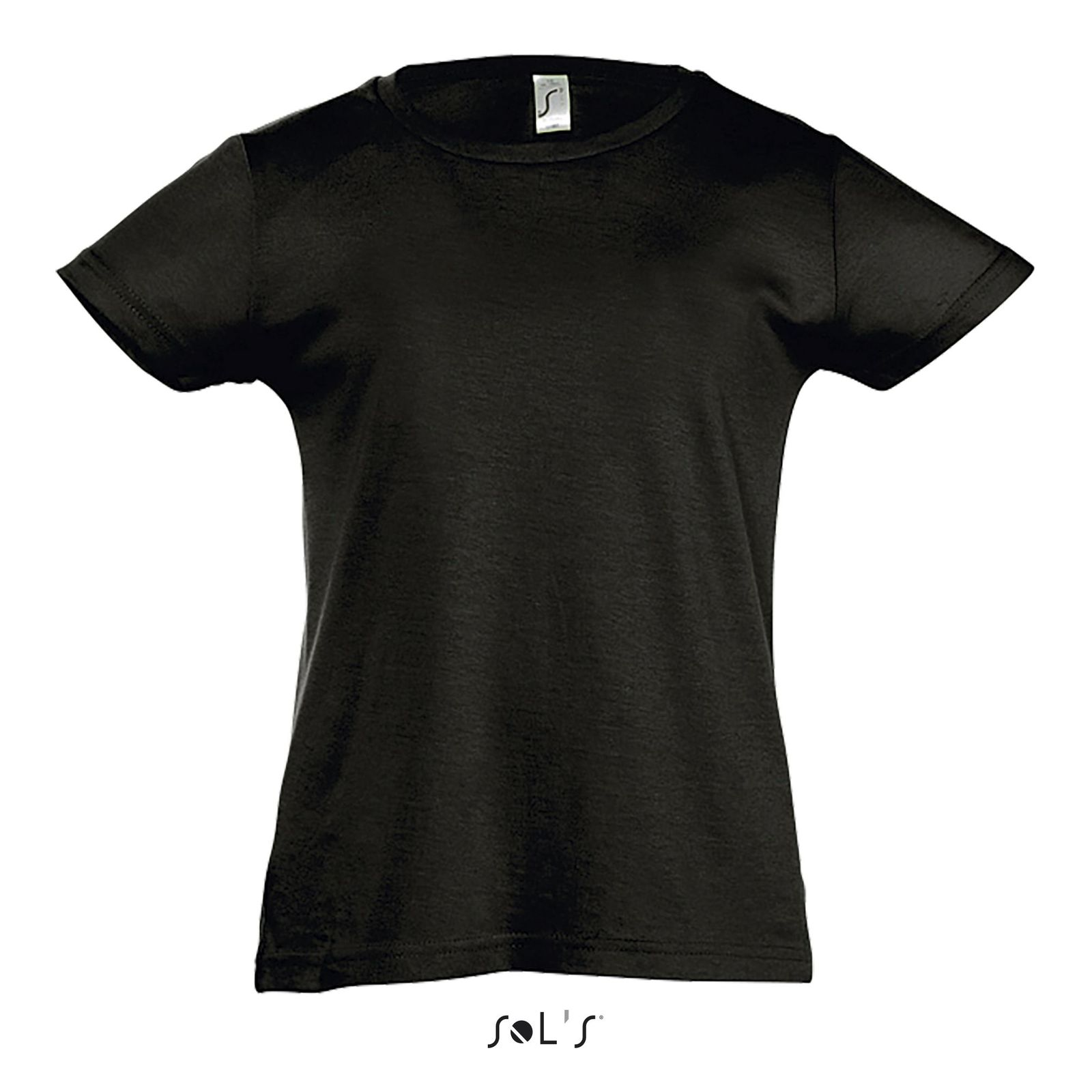 3087f499c8484 ... Tee-shirt publicitaire fillette