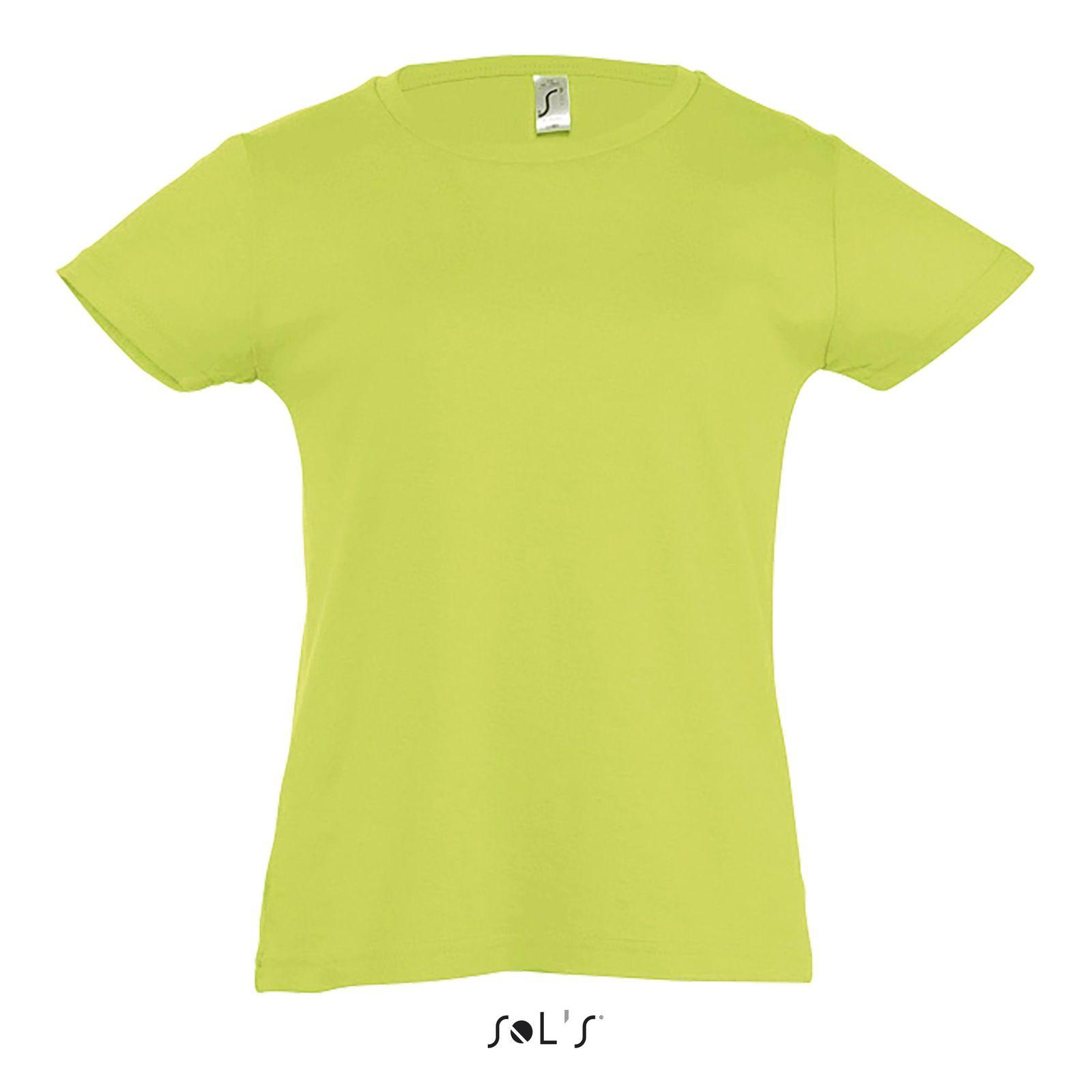 de26765feece0 Tee-shirt Publicitaire Fillette