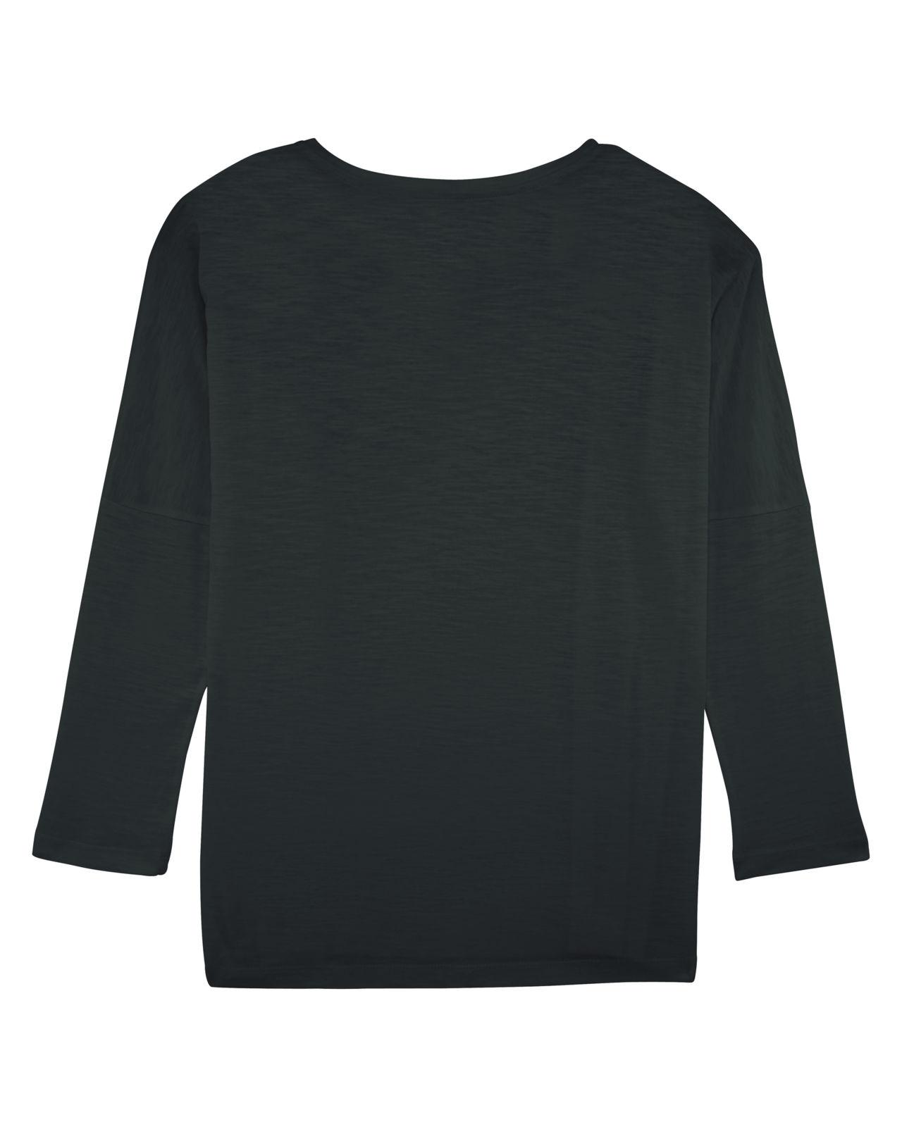 T shirt Fil Flammé Femme | Stella Turns Slub | T shirts