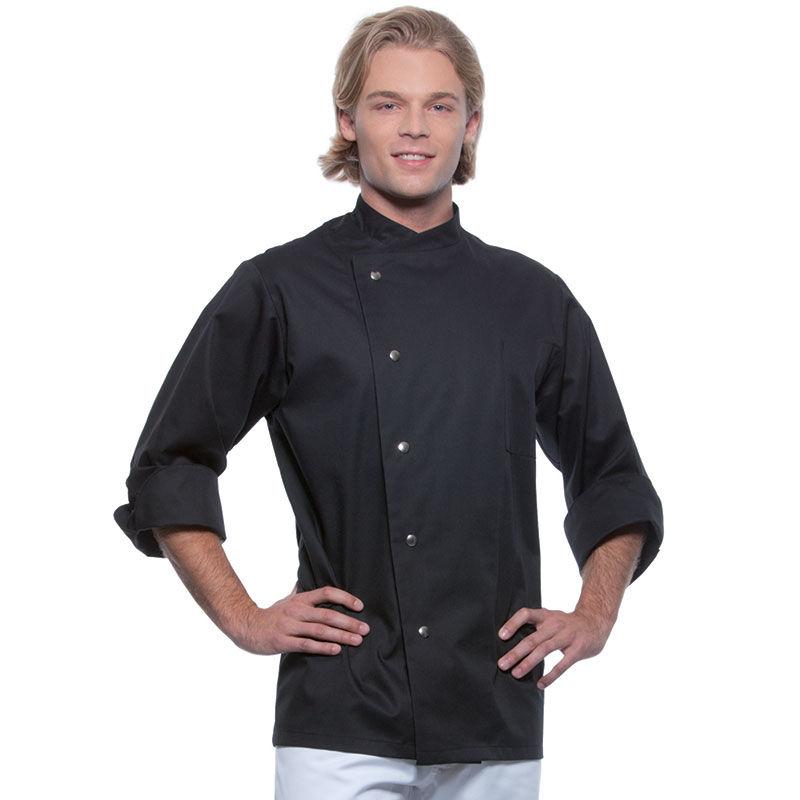 Blouse de cuisine personnalis e dako vestes for Veste cuisine personnalise