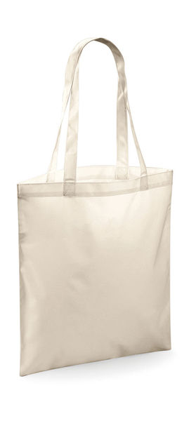 Sac shopping pour la sublimation publicitaire | Shopper Natural 1