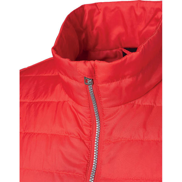 Rema | Bodywarmer Publicitaire Rouge