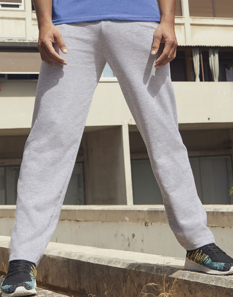 Pantalon training publicitaire | Lightweight Jog Pants Heather Grey 2