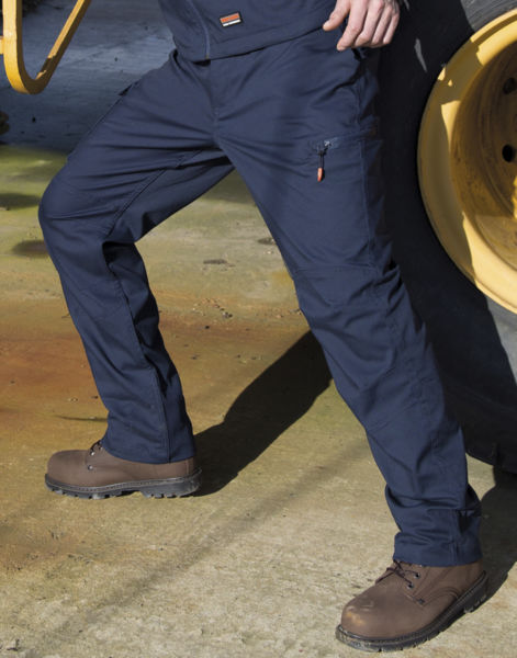 Pantalon personnalisé | Work Guard Stretch Long Navy