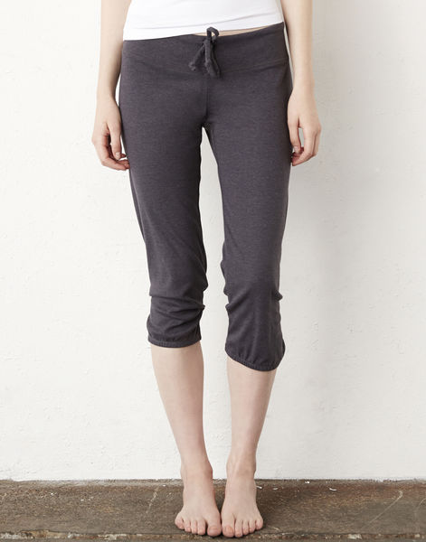 Pantalon training publicitaire femme | Ankaa Dark Grey Heather