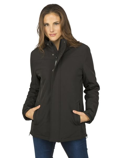 Parka Soft-Shell femme publicitaire | Wellington women