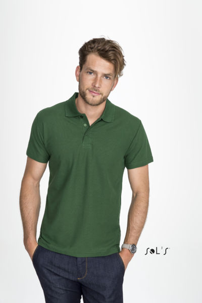 Polo publicitaire homme | Summer II 1