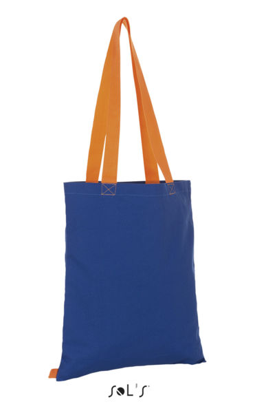 Sac shopping publicitaire | Hamilton Royal Orange