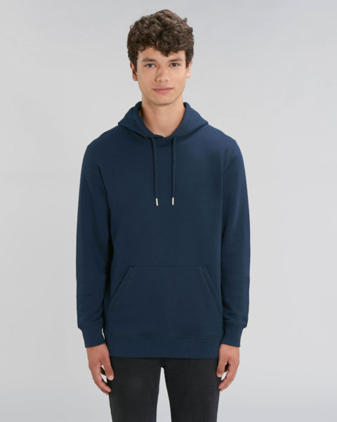 Sweat-shirt capuche essentiel unisexe  | Maker French Navy