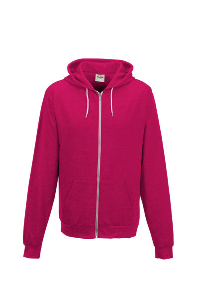 Sweats entreprise HEATHER HOODIE JH058 Rose chiné