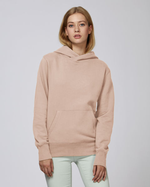 Sweat-shirt capuche oversize unisexe | Reach Faded Nude