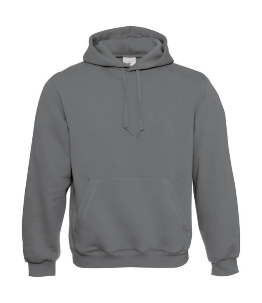 Sweat-shirt à capuche publicitaire | Hooded Sweat Steel grey 1