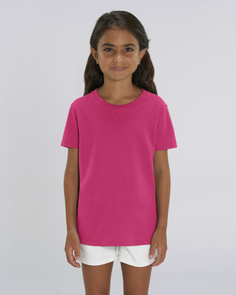 T-shirt iconique enfant | Mini Creator Raspberry