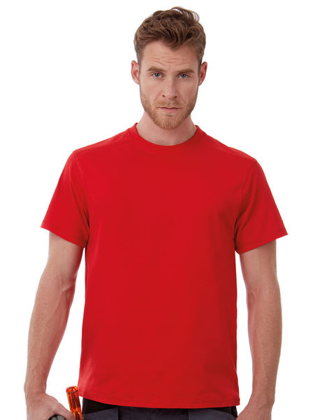 T-shirt perfect pro publicitaire | Perfect Pro Workwear Red 2