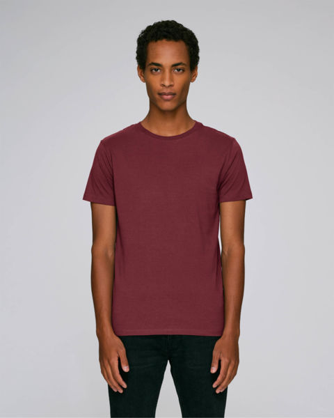 T-shirt essentiel unisexe | Leads Burgundy