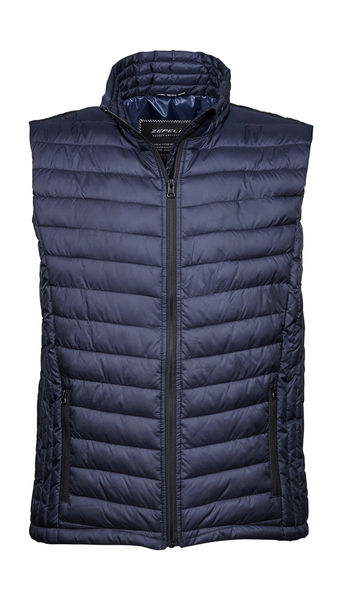 Bodywarmer publicitaire homme sans manches | Linseje Deep Navy