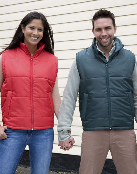 Bodywarmer core publicitaire | RS Sommer Jacke