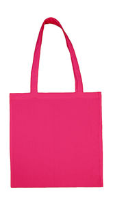 Cabas publicitaire | Cotton Bag LH Magenta