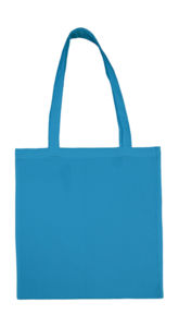 Cabas publicitaire | Cotton Bag LH Mid Blue 1