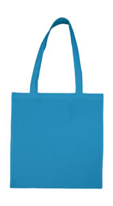 Cabas publicitaire | Cotton Bag LH Mid Blue 2