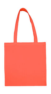 Cabas publicitaire | Cotton Bag LH Peach Echo