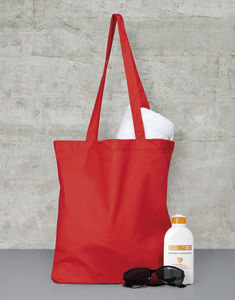 Cabas publicitaire | Cotton Bag LH Red 3