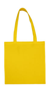 Cabas publicitaire | Cotton Bag LH Yellow 1