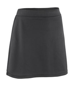 Short publicitaire enfant | Spiro Junior Skort Black