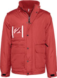 Looboo | Veste publicitaire Red