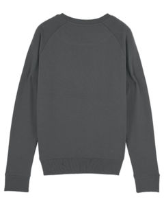 Sweat-shirt col rond iconique femme  | Stella Tripster Anthracite 3