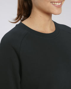 Sweat-shirt col rond iconique femme  | Stella Tripster Black 2