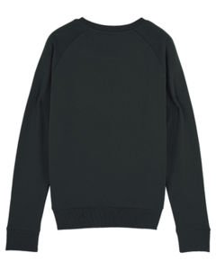 Sweat-shirt col rond iconique femme  | Stella Tripster Black 3