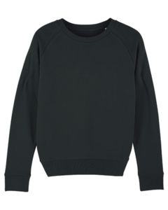 Sweat-shirt col rond iconique femme  | Stella Tripster Black 4
