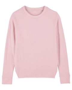 Sweat-shirt col rond iconique femme  | Stella Tripster Cotton Pink 4