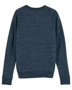 Sweat-shirt col rond iconique femme  | Stella Tripster Dark Heather Denim 4