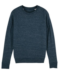 Sweat-shirt col rond iconique femme  | Stella Tripster Dark Heather Denim 5