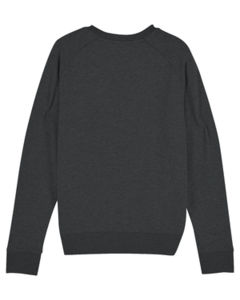 Sweat-shirt col rond iconique femme  | Stella Tripster Dark Heather Grey 5