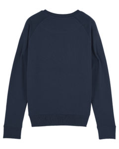 Sweat-shirt col rond iconique femme  | Stella Tripster French Navy 3