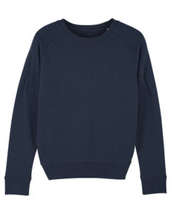 Sweat-shirt col rond iconique femme  | Stella Tripster French Navy 4
