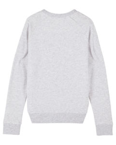 Sweat-shirt col rond iconique femme  | Stella Tripster Heather Ash 5