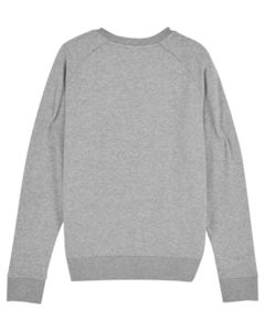 Sweat-shirt col rond iconique femme  | Stella Tripster Heather Grey 5