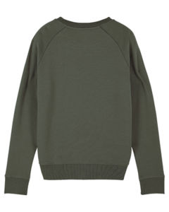 Sweat-shirt col rond iconique femme  | Stella Tripster Khaki 3