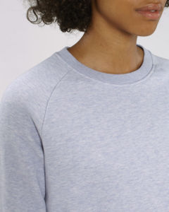 Sweat-shirt col rond iconique femme  | Stella Tripster Light Heather Lilac 2