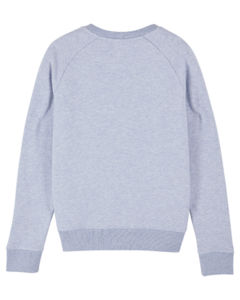 Sweat-shirt col rond iconique femme  | Stella Tripster Light Heather Lilac 4