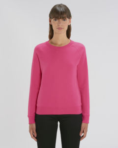 Sweat-shirt col rond iconique femme  | Stella Tripster Pink Punch