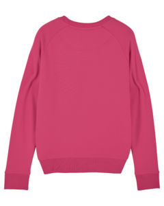 Sweat-shirt col rond iconique femme  | Stella Tripster Pink Punch 3