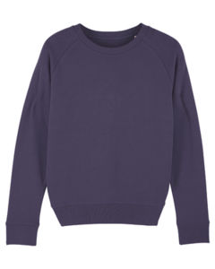 Sweat-shirt col rond iconique femme  | Stella Tripster Plum 4
