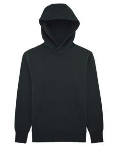 Sweat-shirt capuche oversize unisexe | Reach Black 10
